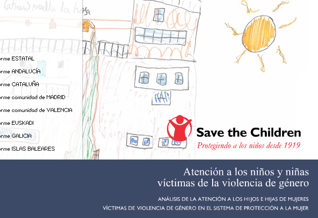 Memoria interactiva Save the Children en www.e-crealia.com